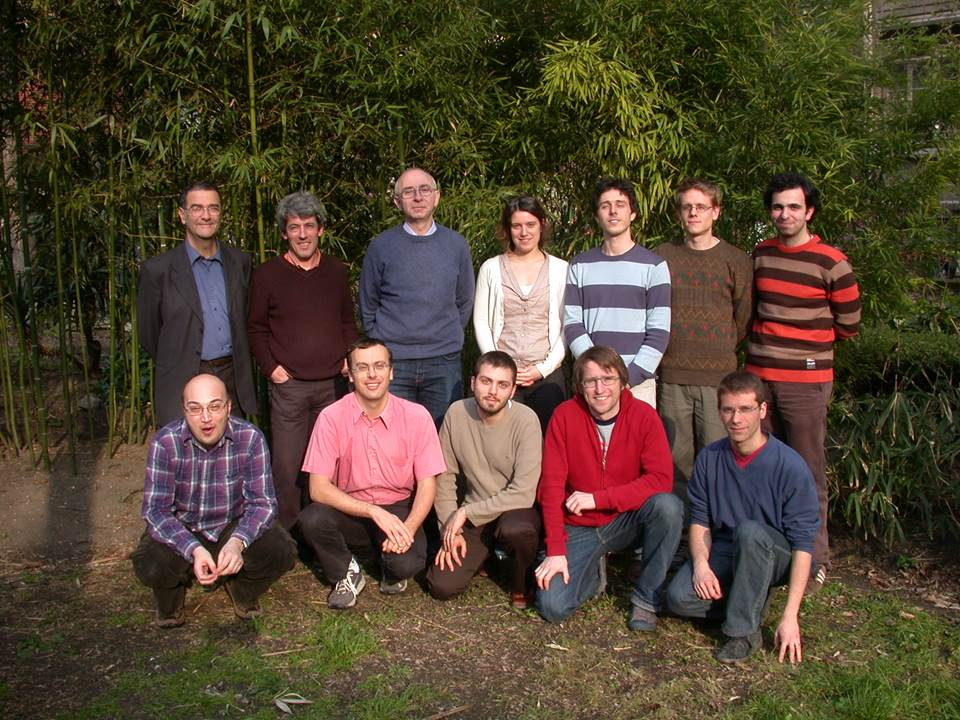 Group CQED 2014
