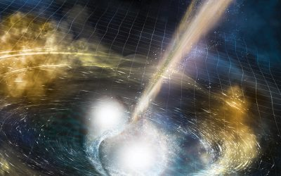 Gravitational Waves provide first light on a Neutron Star Merger